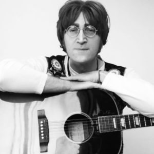 impersonator-John-Lennon-lookalike-ideas-for-birthday-party-invitations-personalized